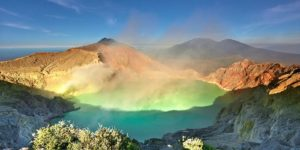 Mount Ijen Trekking Tour And Blue Fire